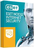 ESET NOD32 Internet Security 1 год 5 устройств
